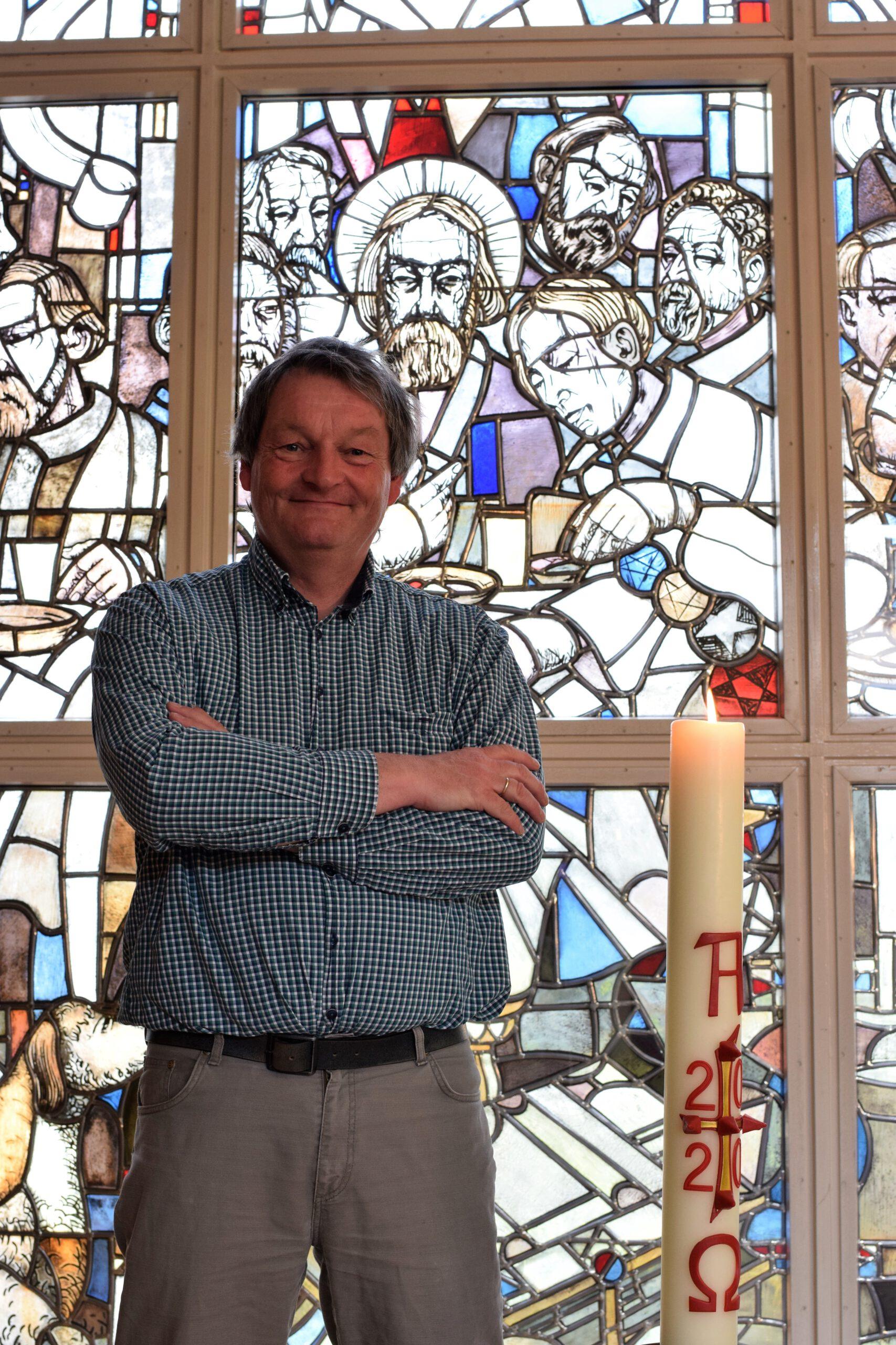 Pfarrer in Duisburg-Wanheimerort: Jürgen Muthmann